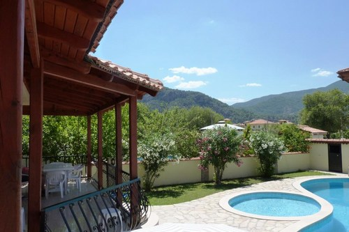 Dalyan Villa, Child Friendly, Affordable Private Villa to Rent